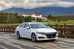 Honda Accord: All-New for 2018